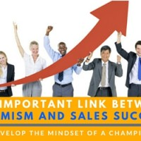 The Important Link Between Optimism and Sales Success